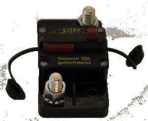 Automatische zekering 80 Ampere