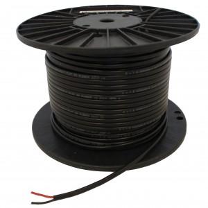 Platte PVC kabel