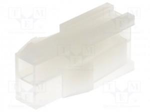 Molex mini fit Serie 2P M