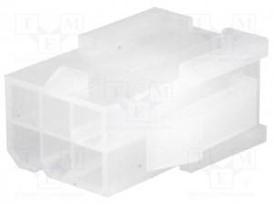 Molex mini fit Serie 6P M