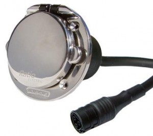 RVS Inlet met snoer 16A/230V