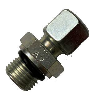 Knelkoppeling 8mm voor Separ Filter