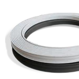 Spheara PVC onderlijst 25 mm
