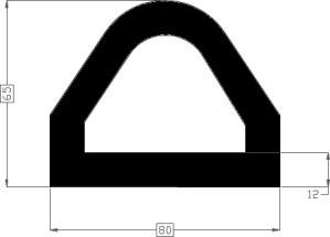 D-Fender driehoek