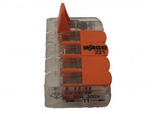Wago Compact Lasklem 5 voudig