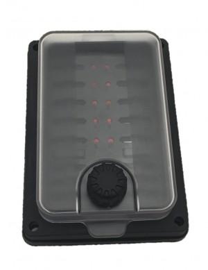 Zekeringhouder 10 voudig waterdicht met LED