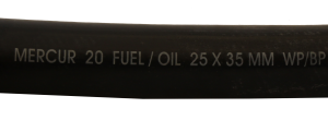 Mercur oil-hose
