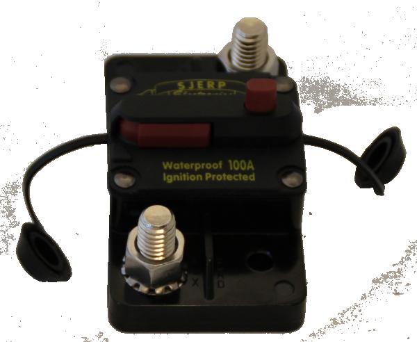 Automatische zekering 100 Ampere