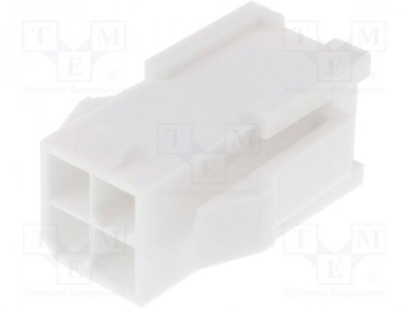Molex mini connector 4P M