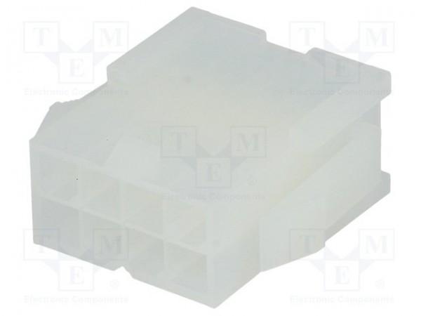 Molex mini fit Serie 8P M