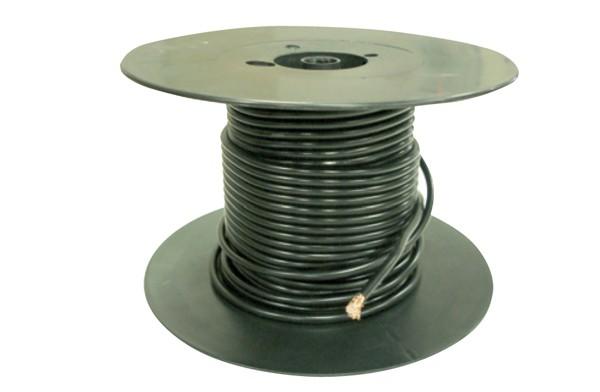 Coax kabel 75 ohm zwart