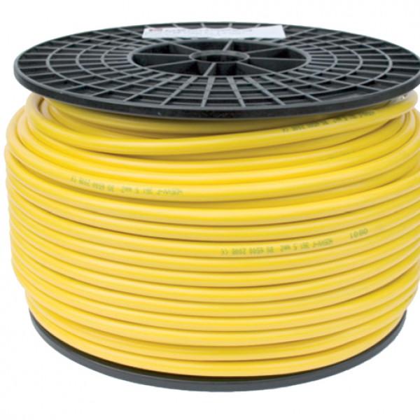 Ronde PVC kabel H05VV-F GEEL