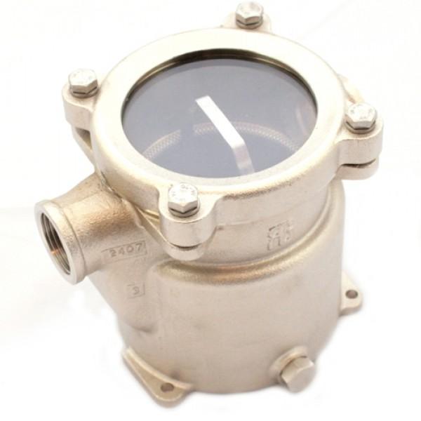 Koelwaterfilter ZIJ-ZIJ UITLAAT